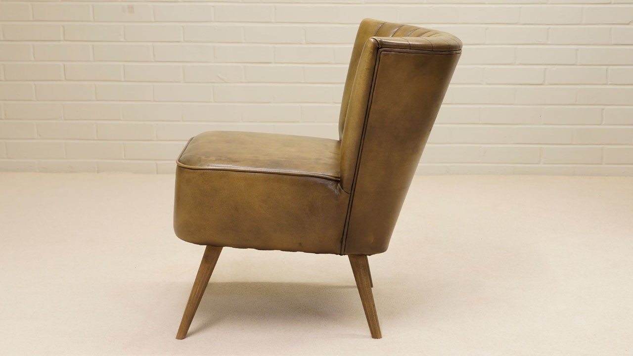 Mike Chair - Side View