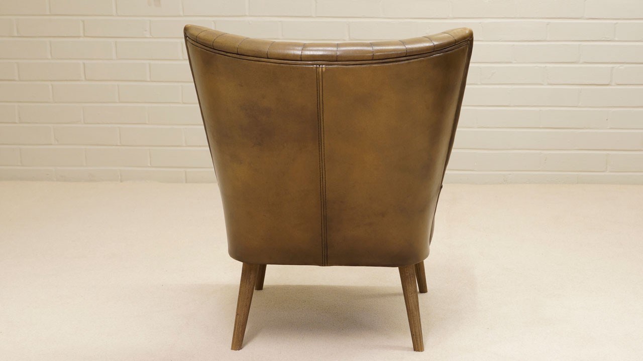 Mike Chair - Back View