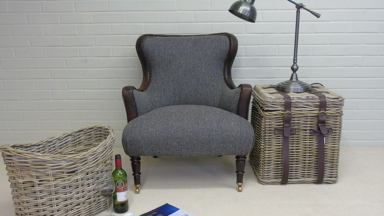 Narborough Chair - Front View
