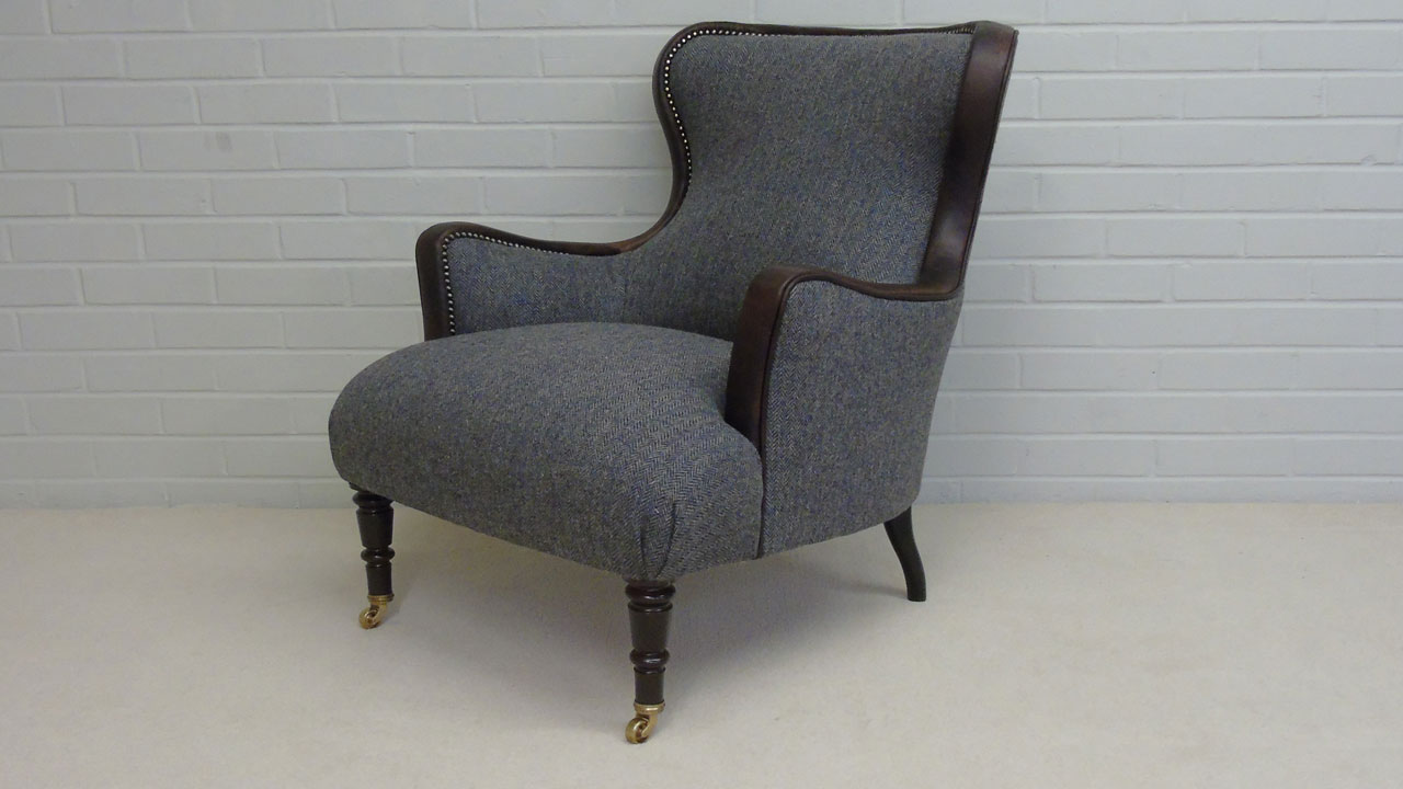 Narborough Chair - Angled View
