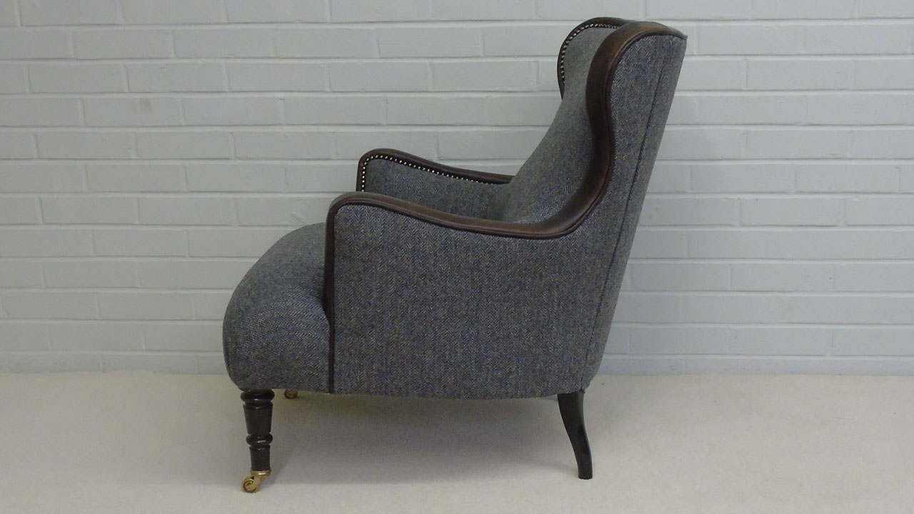 Narborough Chair - Side View