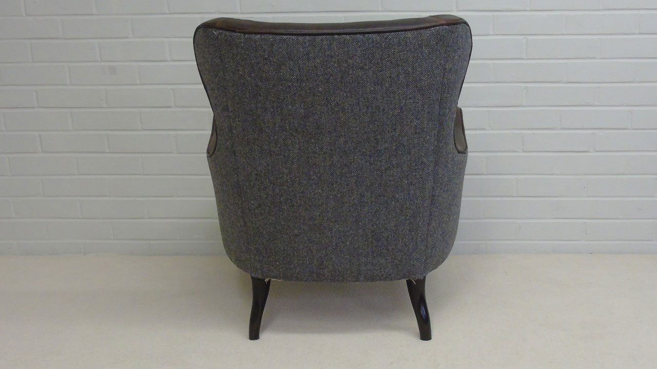 Narborough Chair - Back View