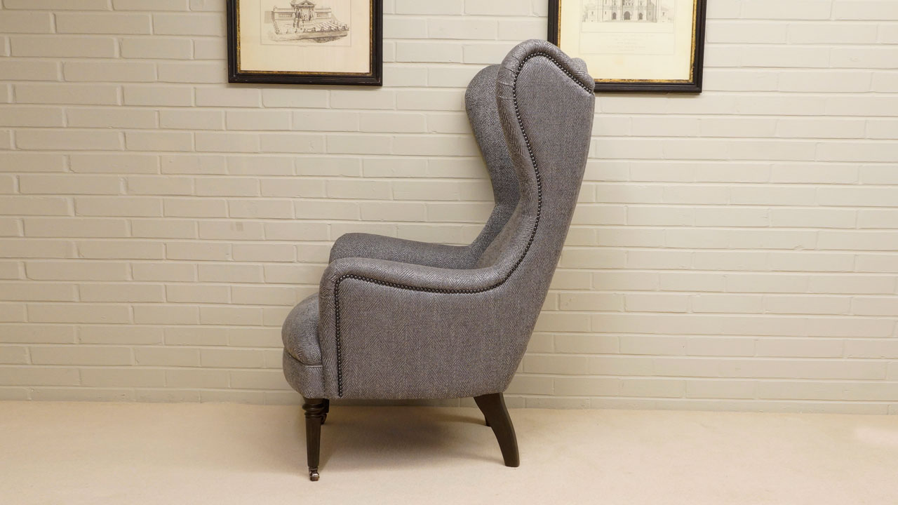 Rocco Chair - Side Image