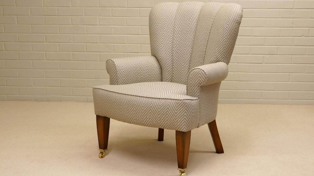 Sofia Chair - Angled View