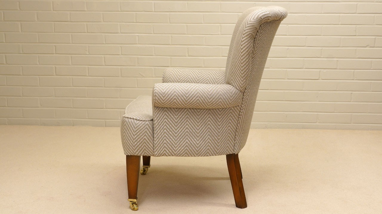 Sofia Chair - Side View