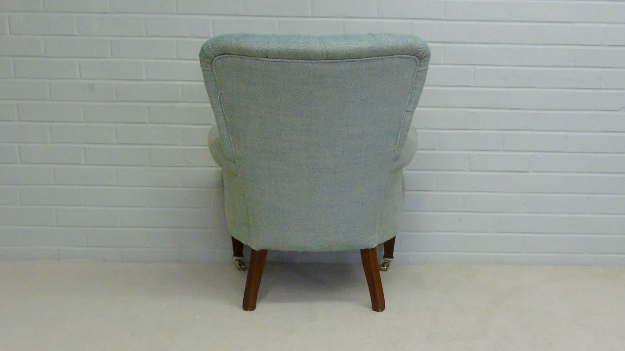 Sophie Button Back Chair - Back View