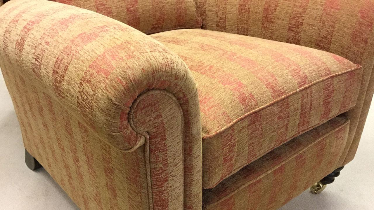 Duresta Southsea Chair - Detail View - Alternative