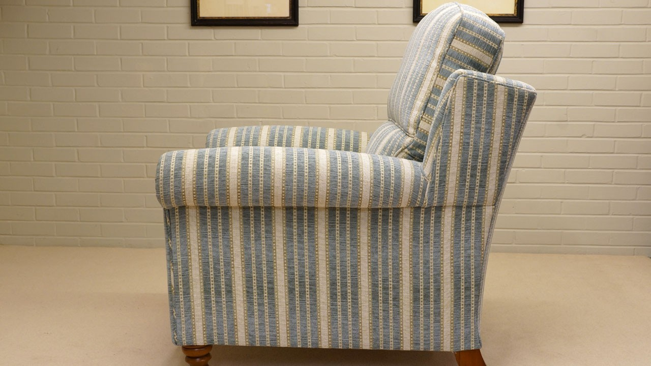 Duresta Southsea Chair - Side View