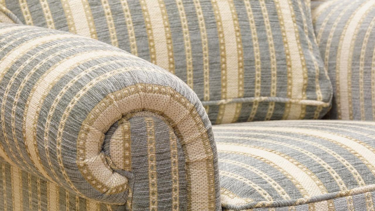 Duresta Southsea Chair - Detail View