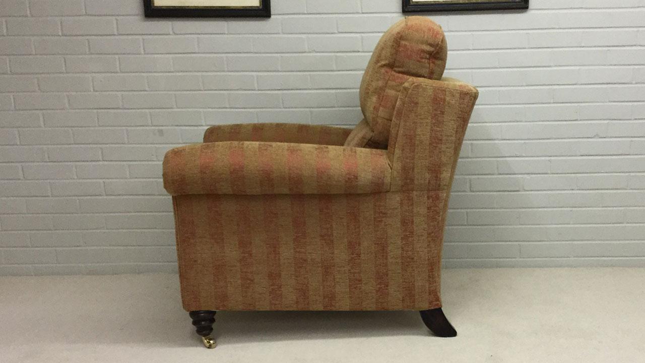 Duresta Southsea Chair - Side View - Alternative