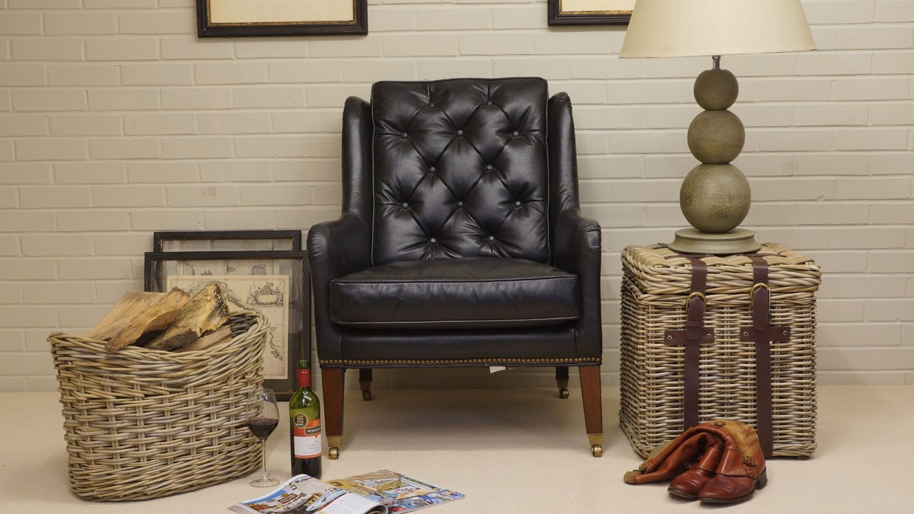 Sunningdale Chair - Front View