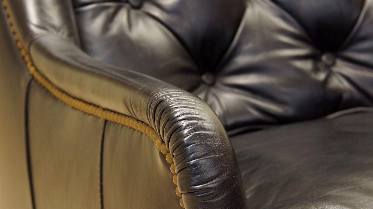 Sunningdale Chair - Detail View