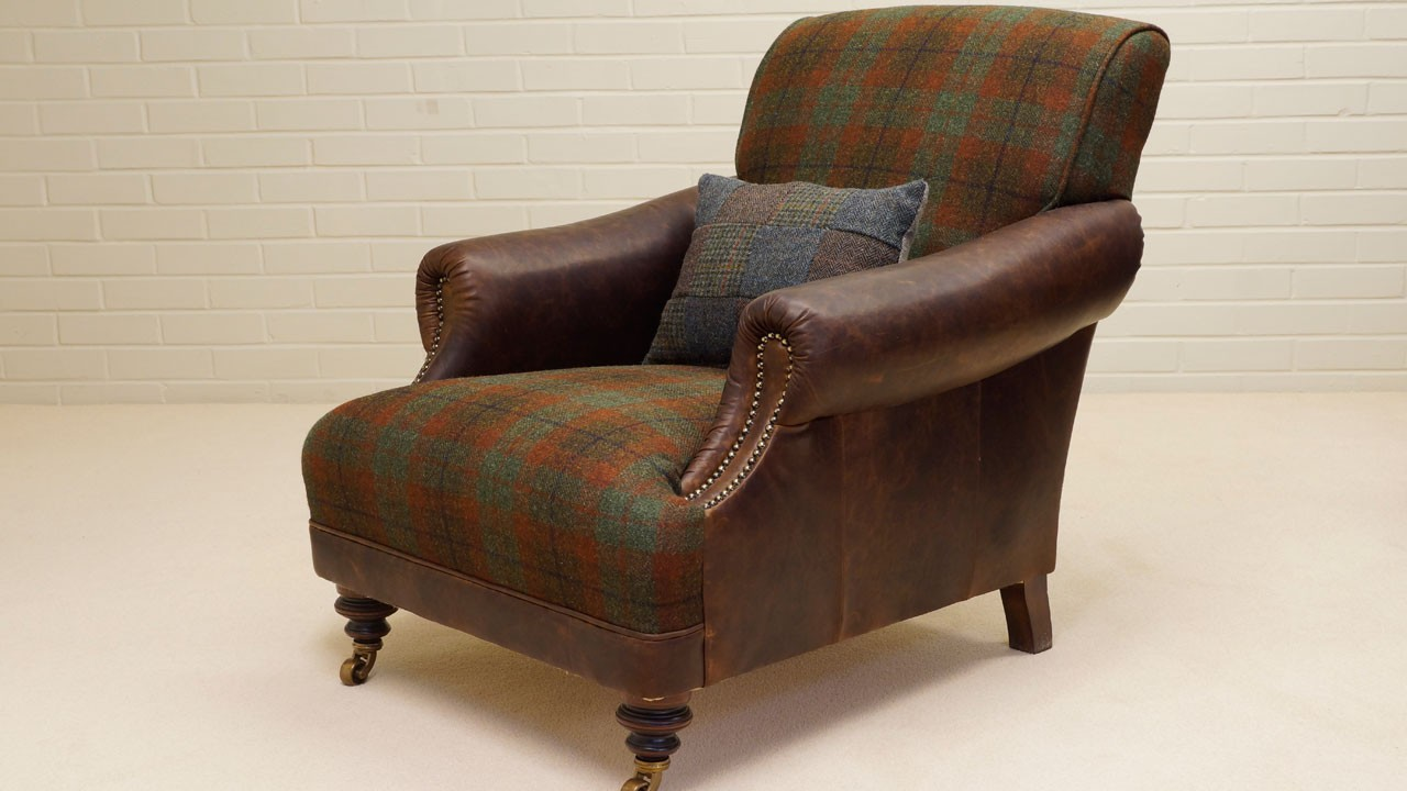Tiree Chair - Angled View