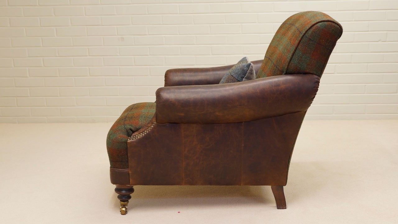 Tiree Chair - Side View