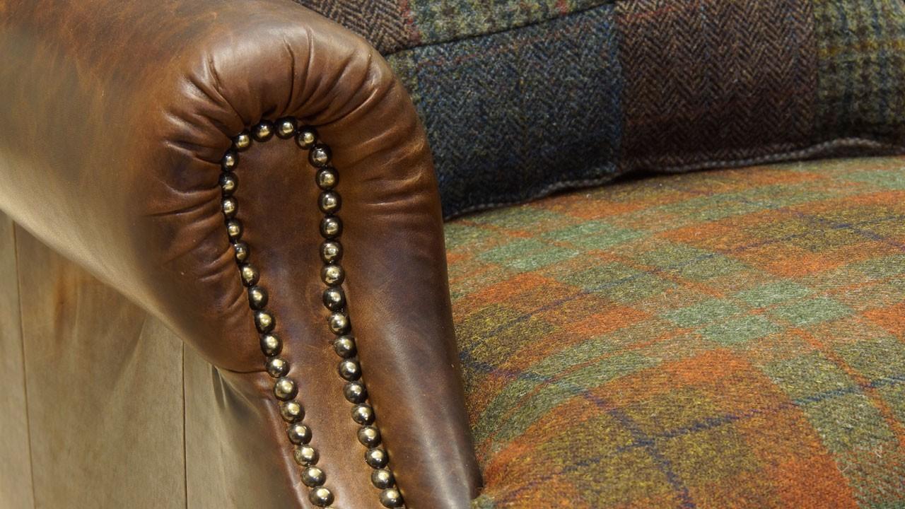 Tiree Chair - Detail View