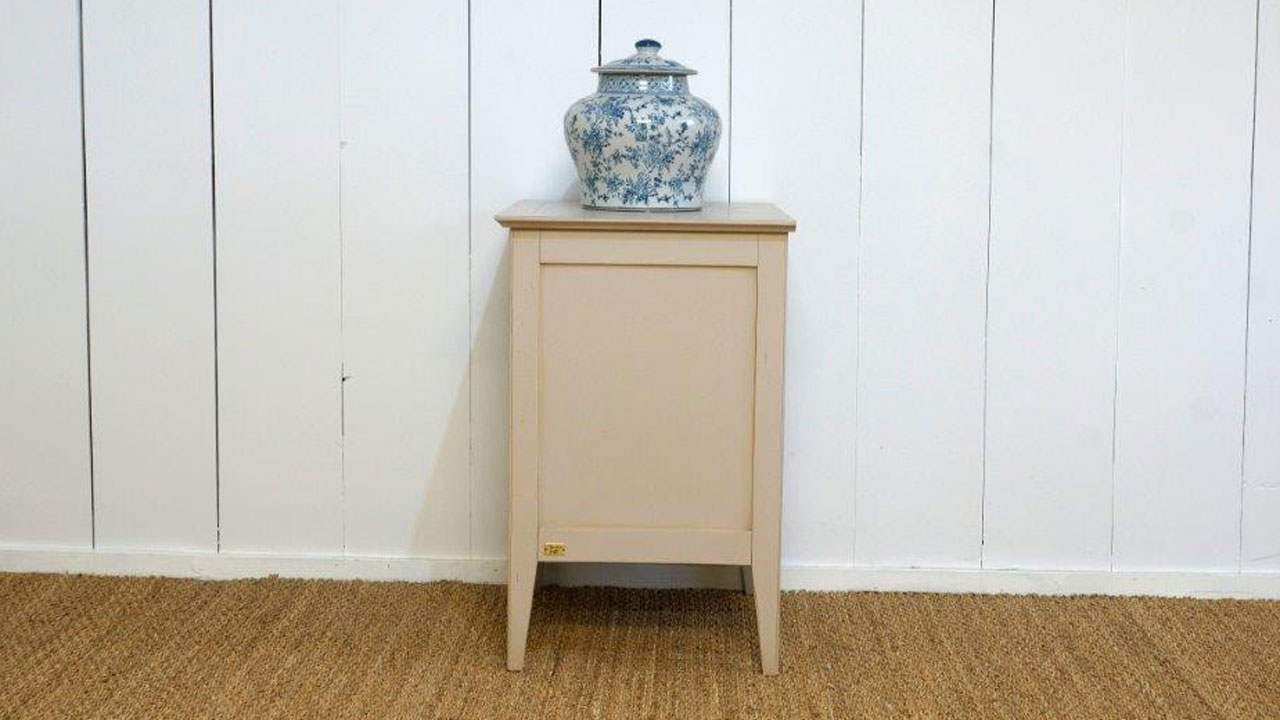 Siguier Bedside Table (ex display) - Side View