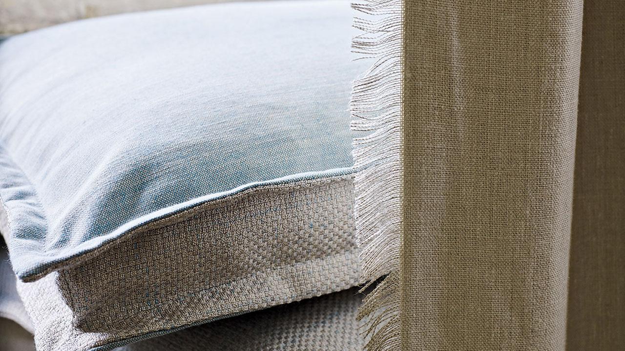 Sanderson Ashridge FB Curtain Detail - Main Image