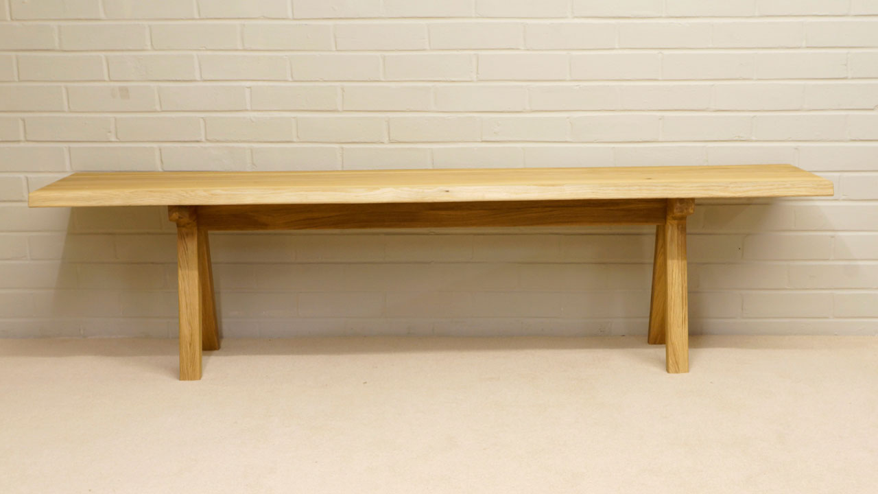 Delta Bench - Front View
