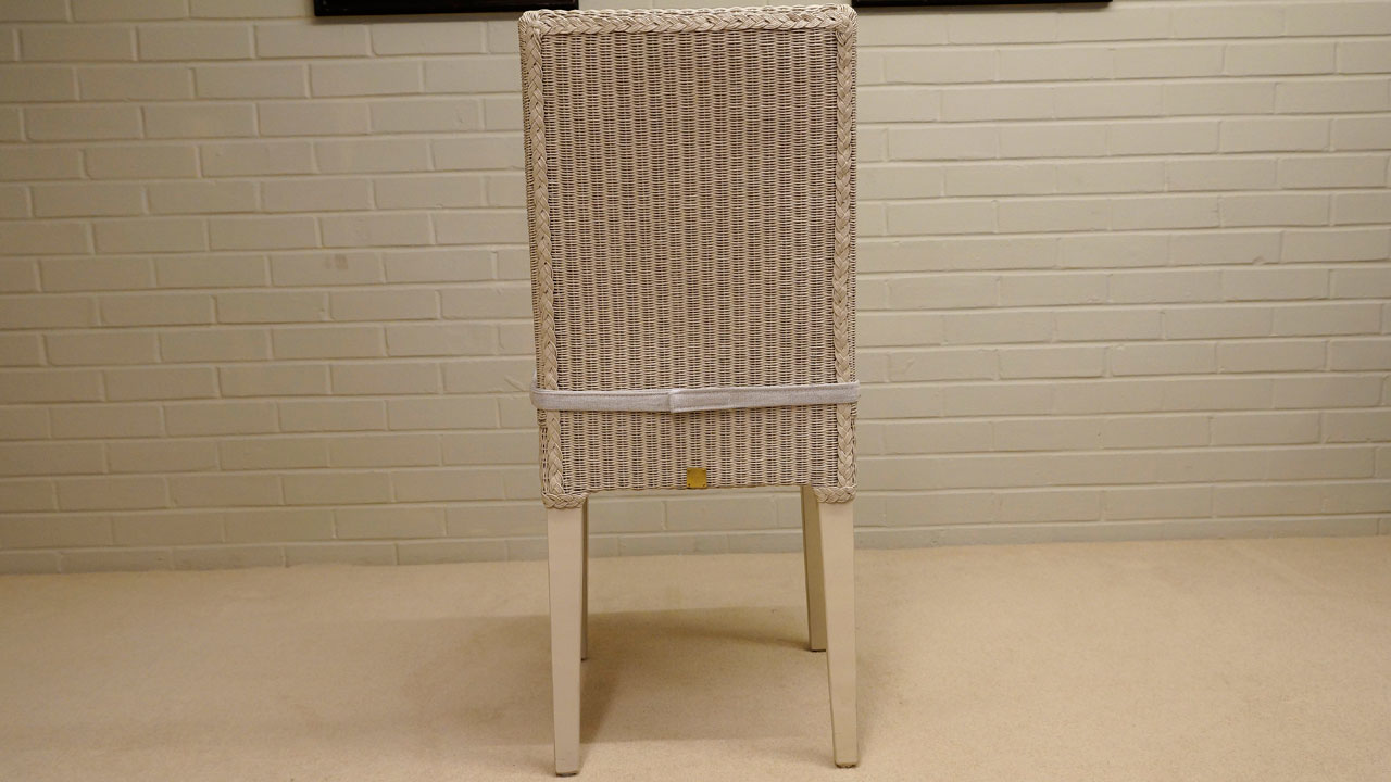 Bridget Loom Chair - Back View