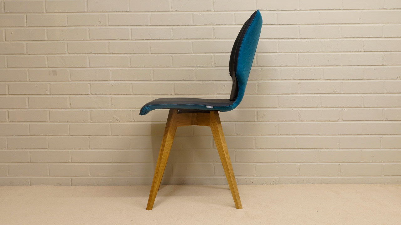 Clipper Chair - Side View