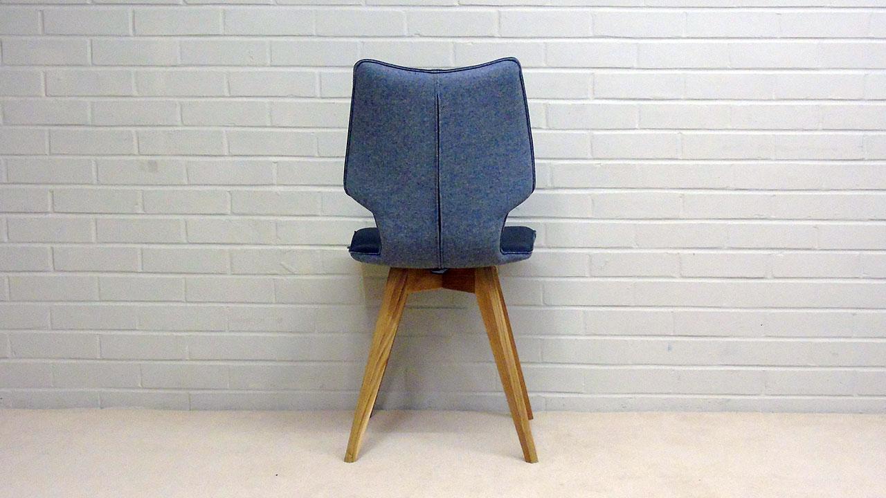 Clipper Chair - Back View - Alternative Colour 2