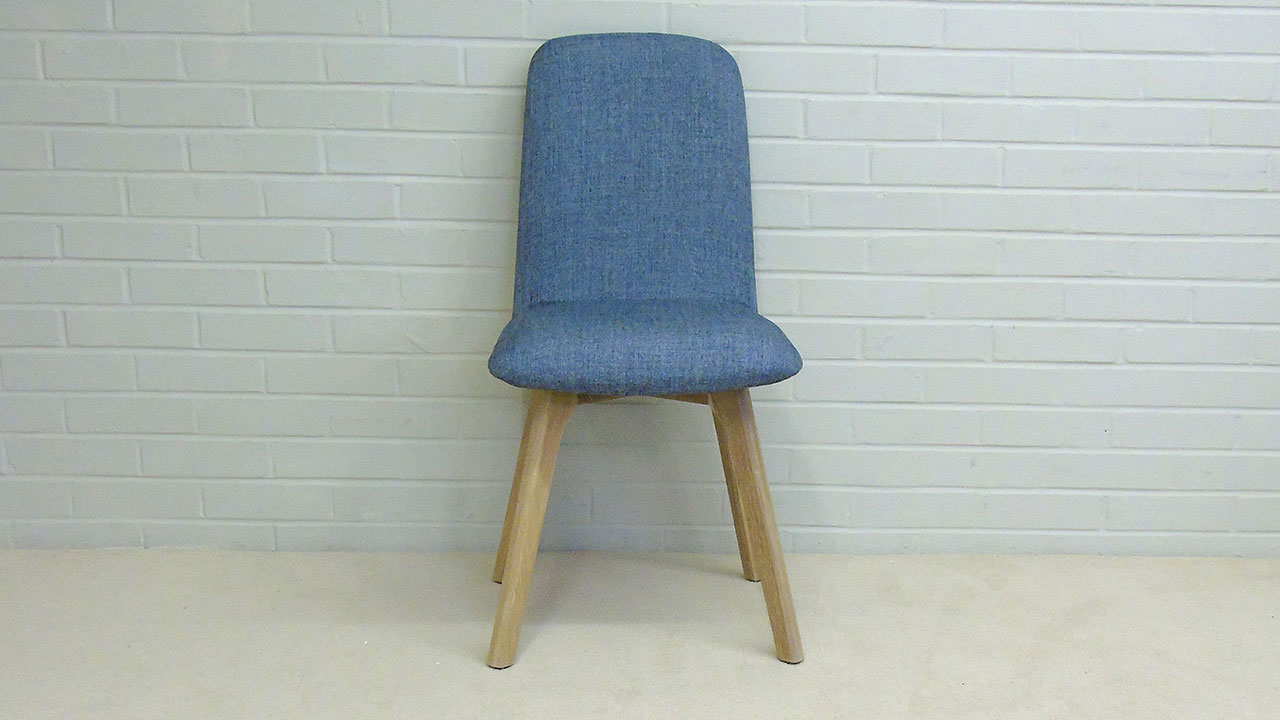 Concept Chair - Front View