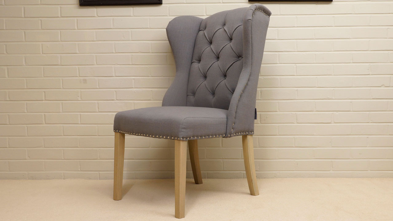 Daisy Chair - Angled View
