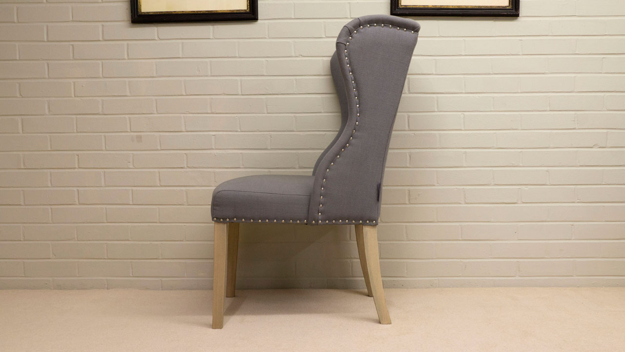 Daisy Chair - Side View