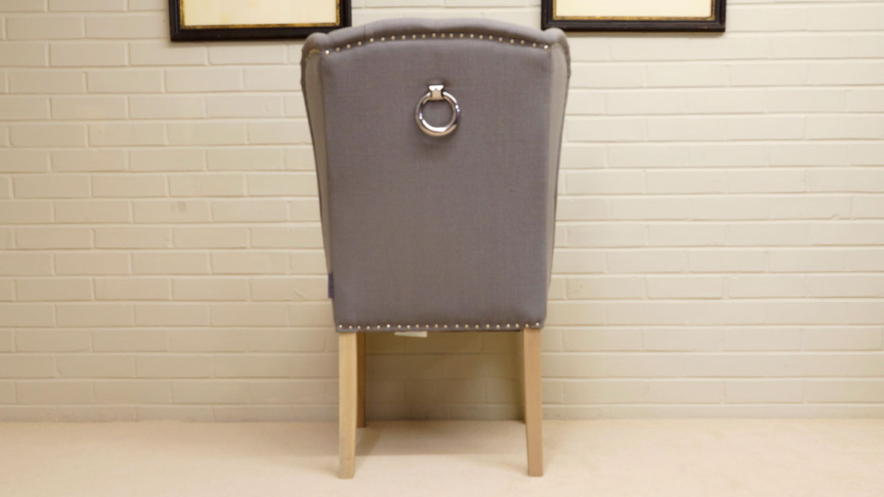 Daisy Chair - Back View