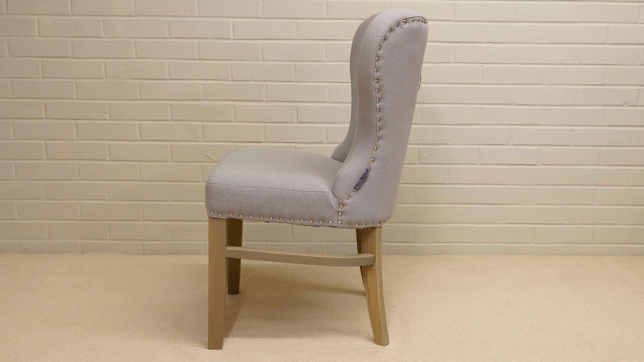Genesis Chair - Side View