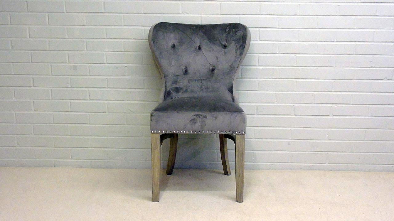 Genesis Chair - Front View - Alternative