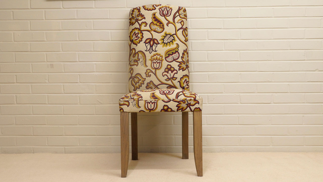 Hunstanton Dining Chair - Front View