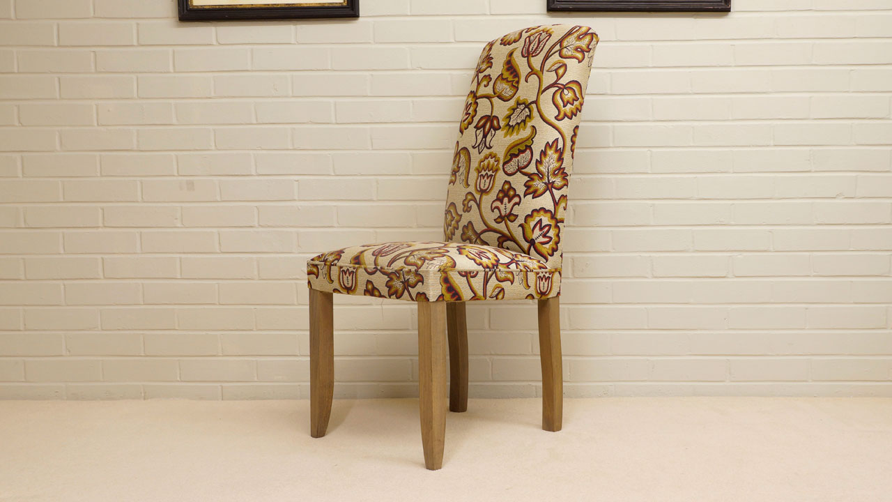 Hunstanton Dining Chair - Angled View