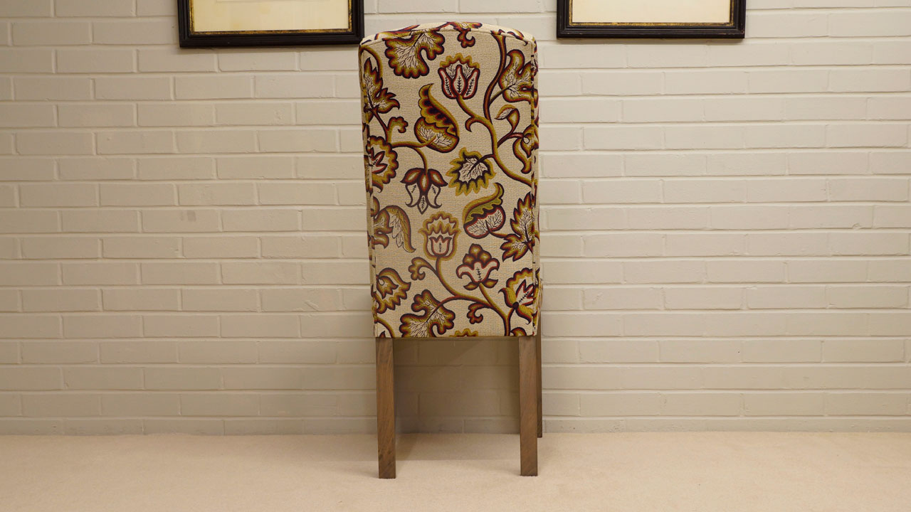 Hunstanton Dining Chair - Back View