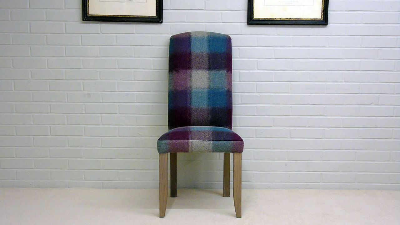 Hunstanton Dining Chair - Front View - Alternative