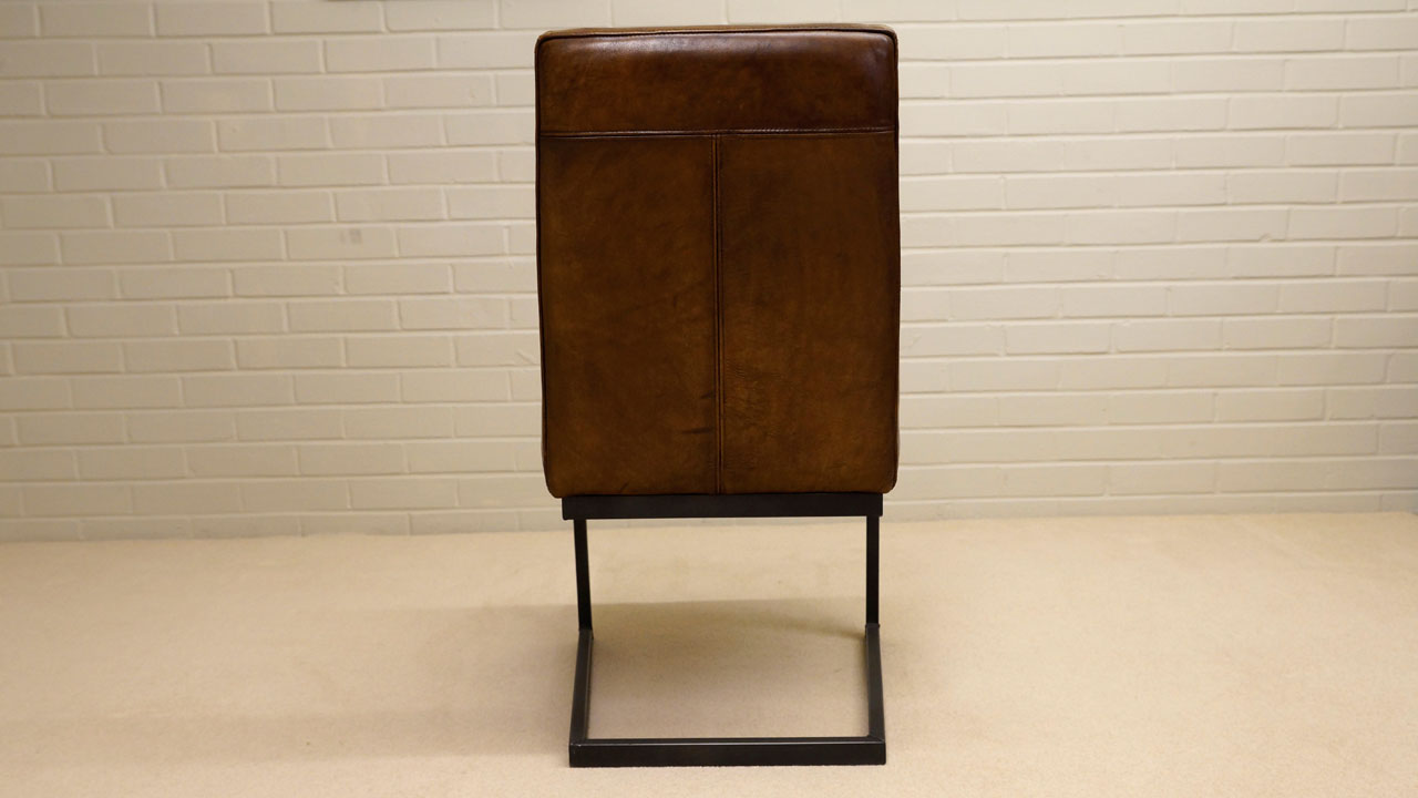 Jeff Chair - Back View