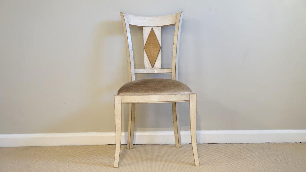Provence Side Chair - Front View