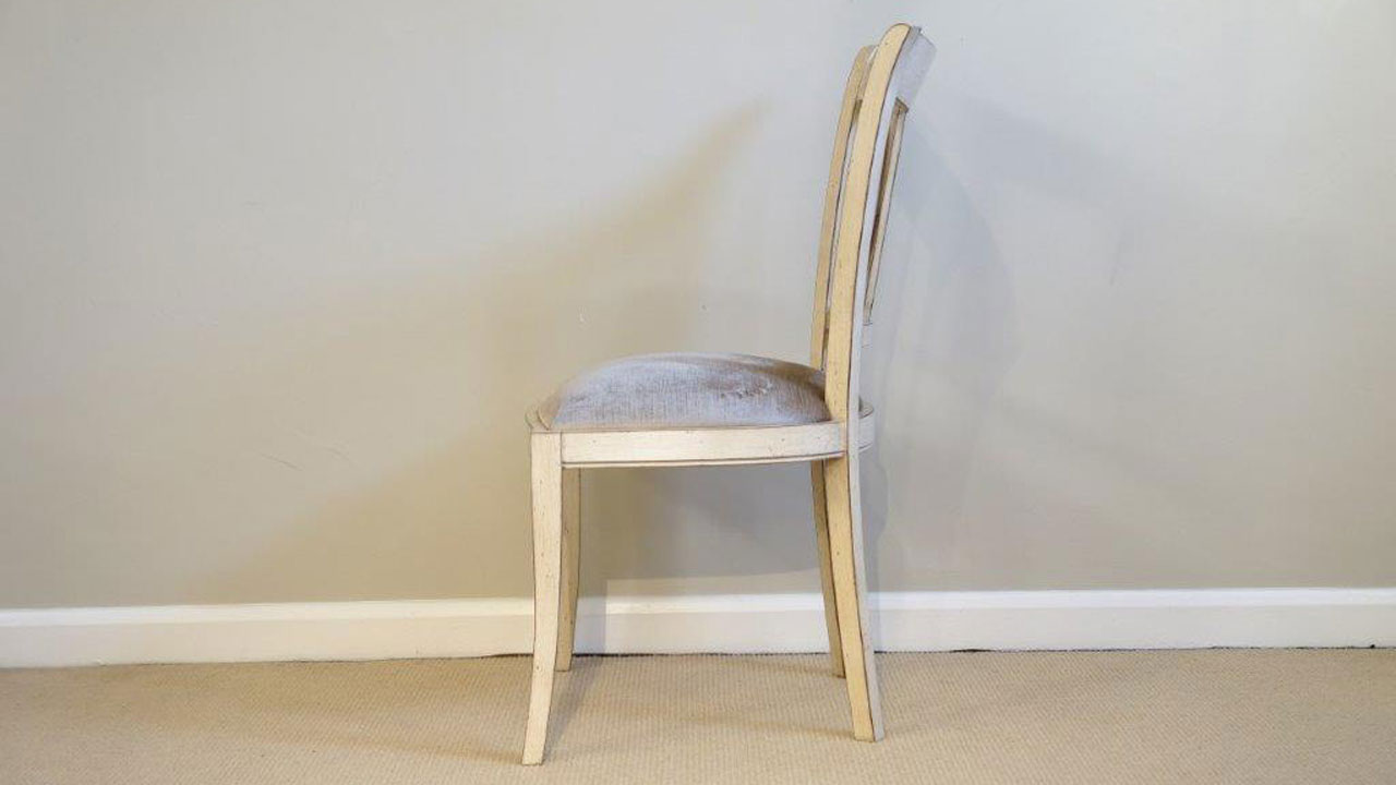 Provence Side Chair - Side View