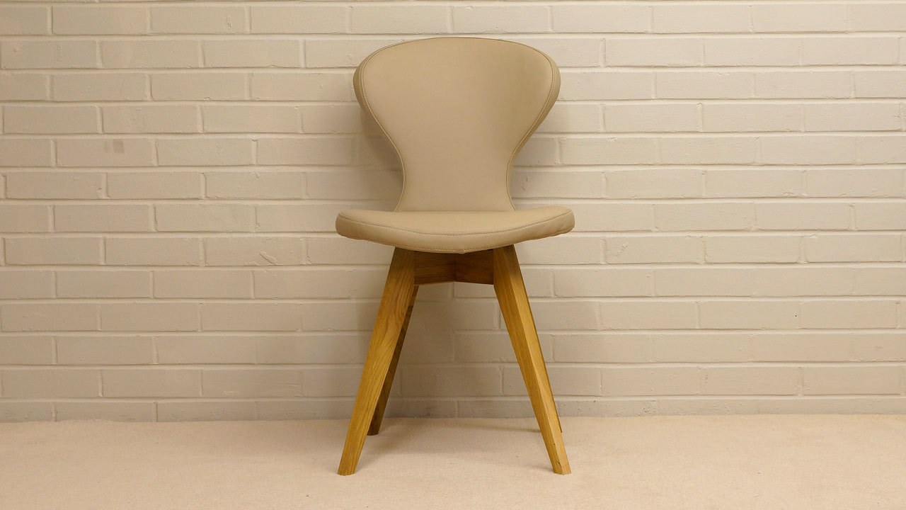 Riki Chair - Front View