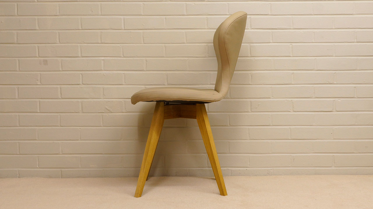 Riki Chair - Side View