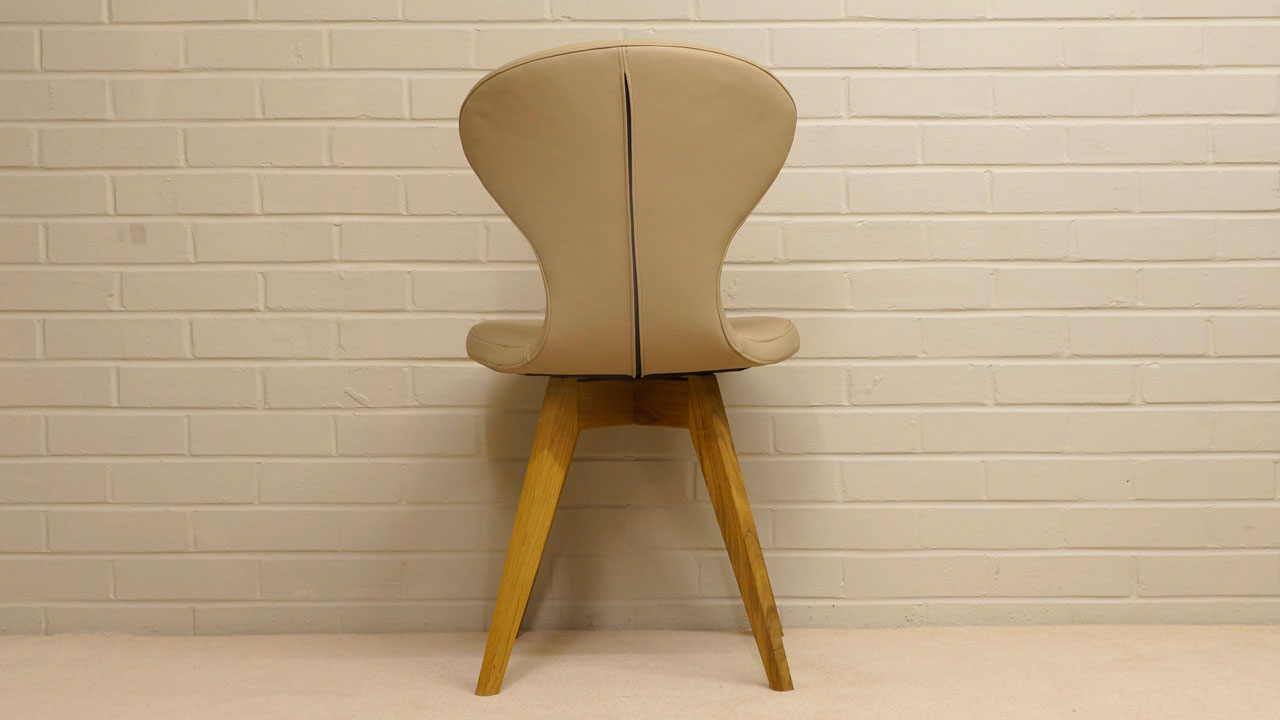 Riki Chair - Back View