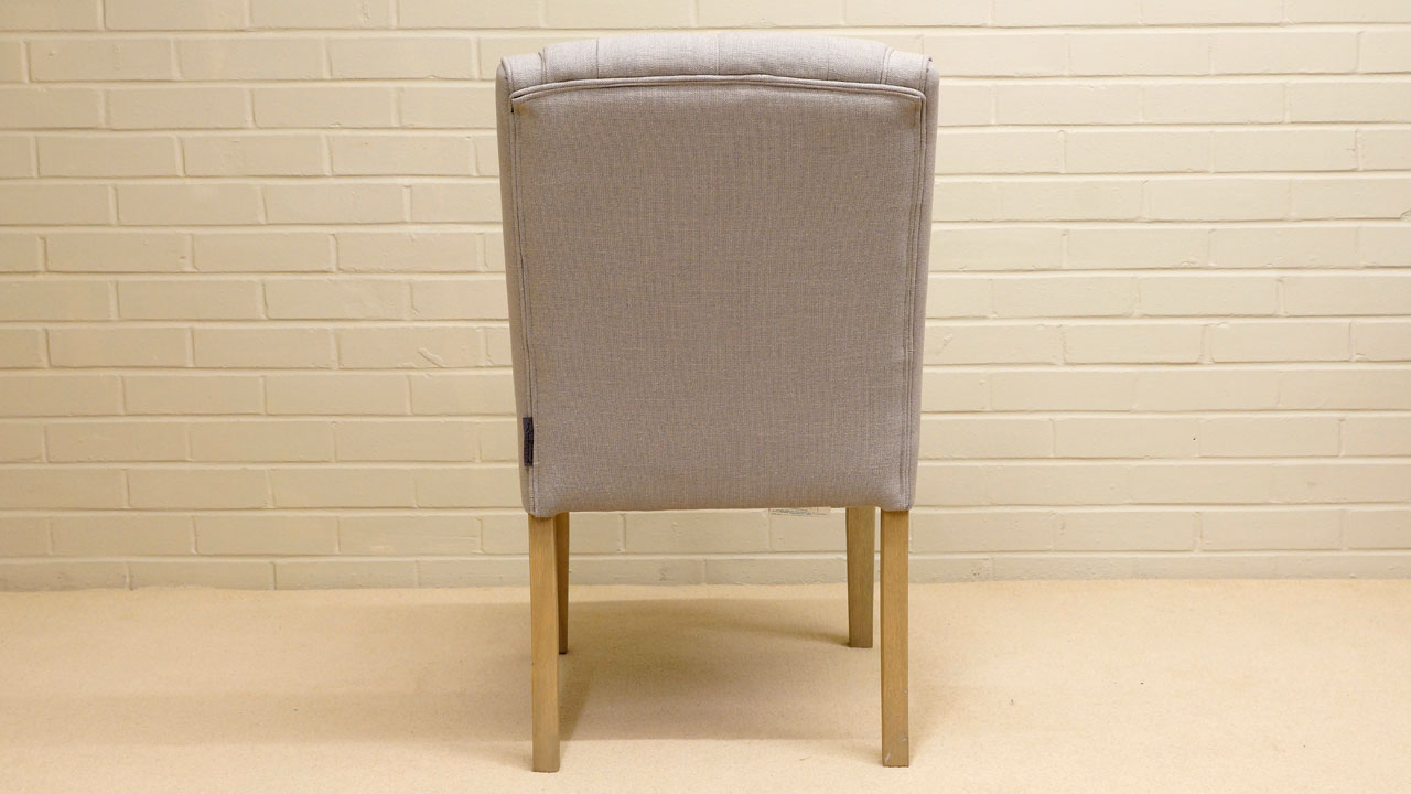 Solo Chair - Back View