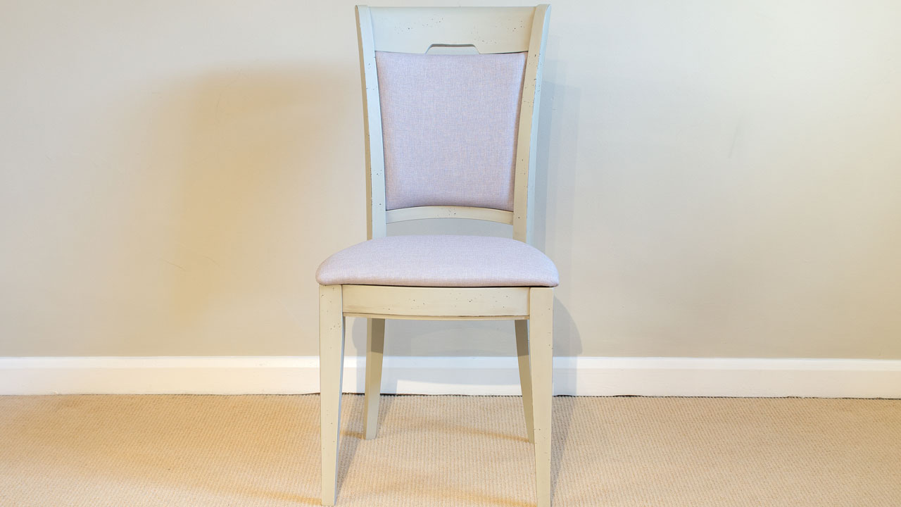 Brittany Side Chair - Front View