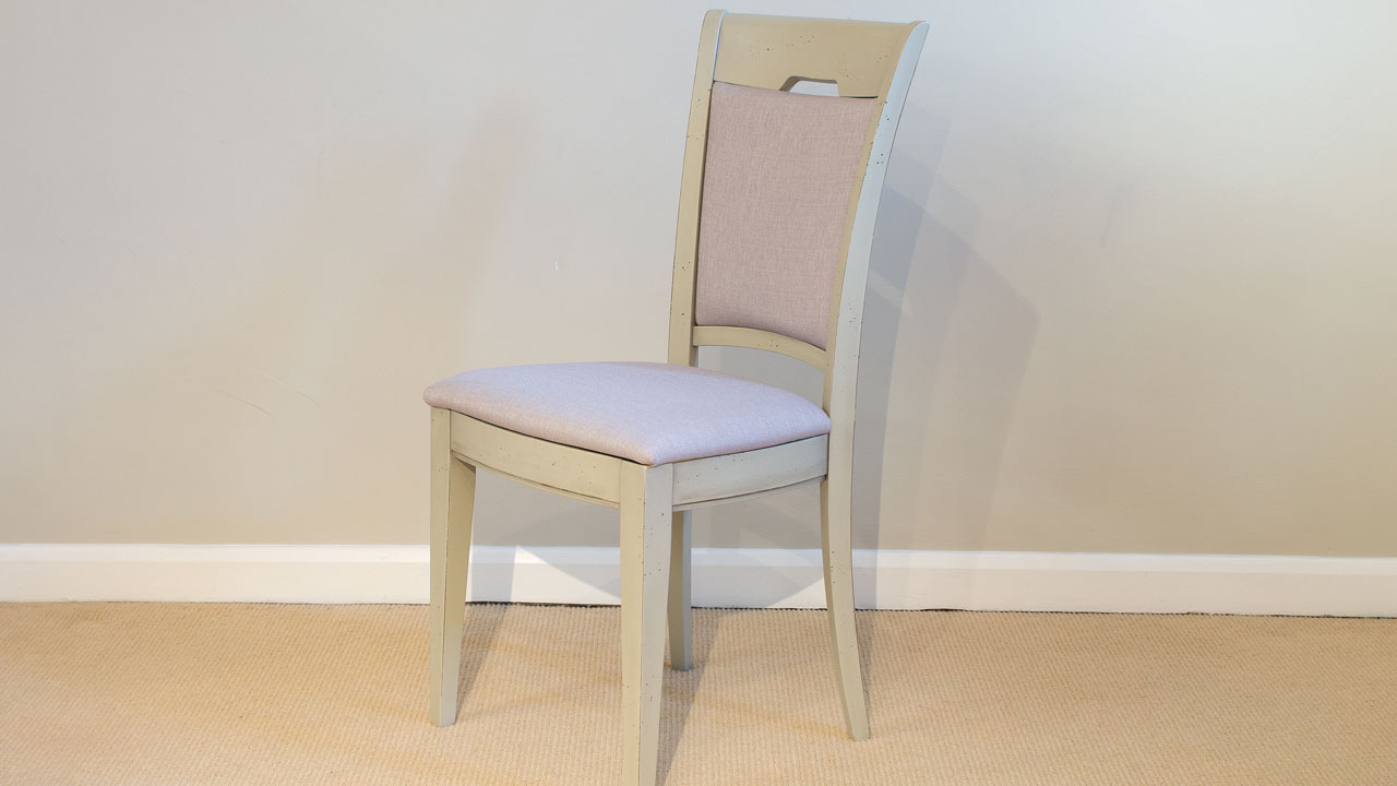 Brittany Side Chair - Angled View