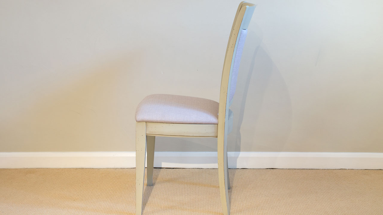 Brittany Side Chair - Side View