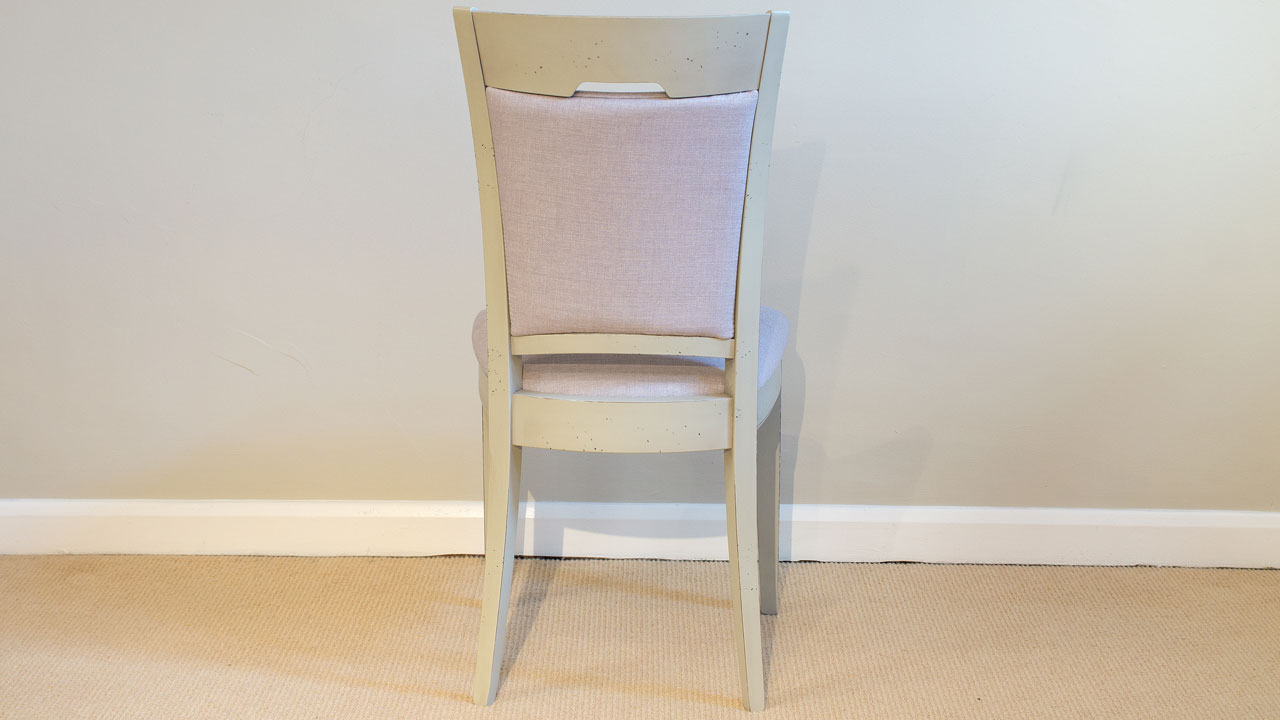 Brittany Side Chair - Back View