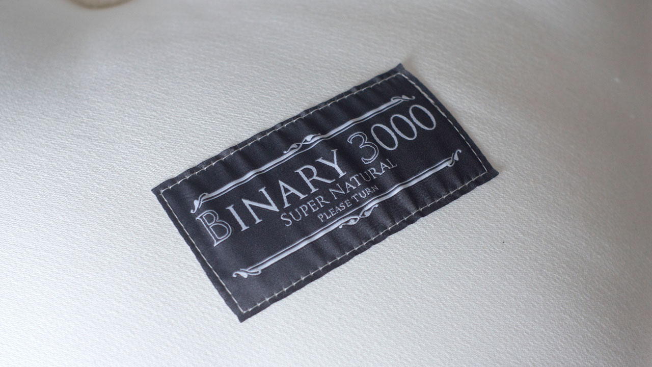 Binary 3000 Super Natural Mattress - Mattress Name