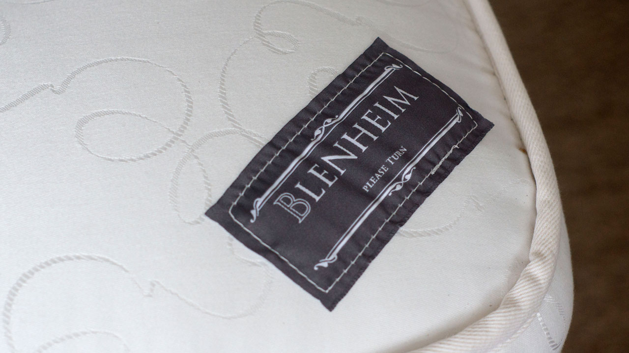 Blenheim Mattress - Mattress Name