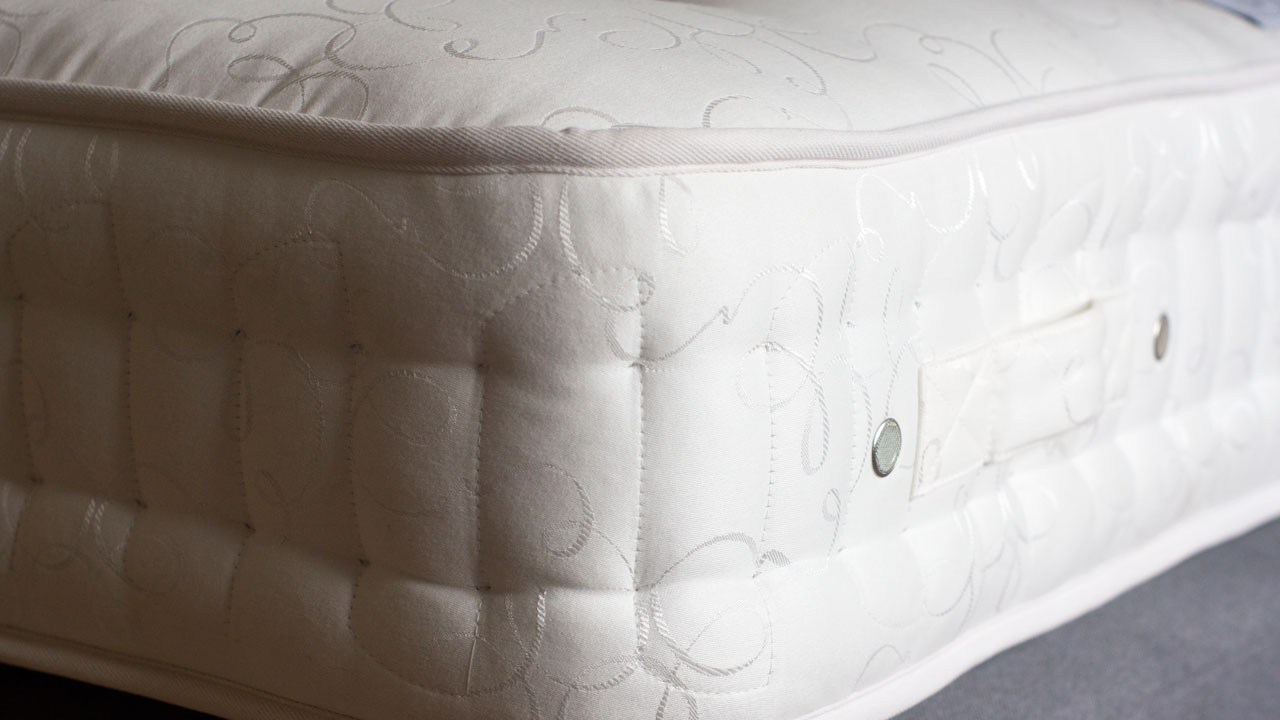 Blenheim Mattress - Side Detail View