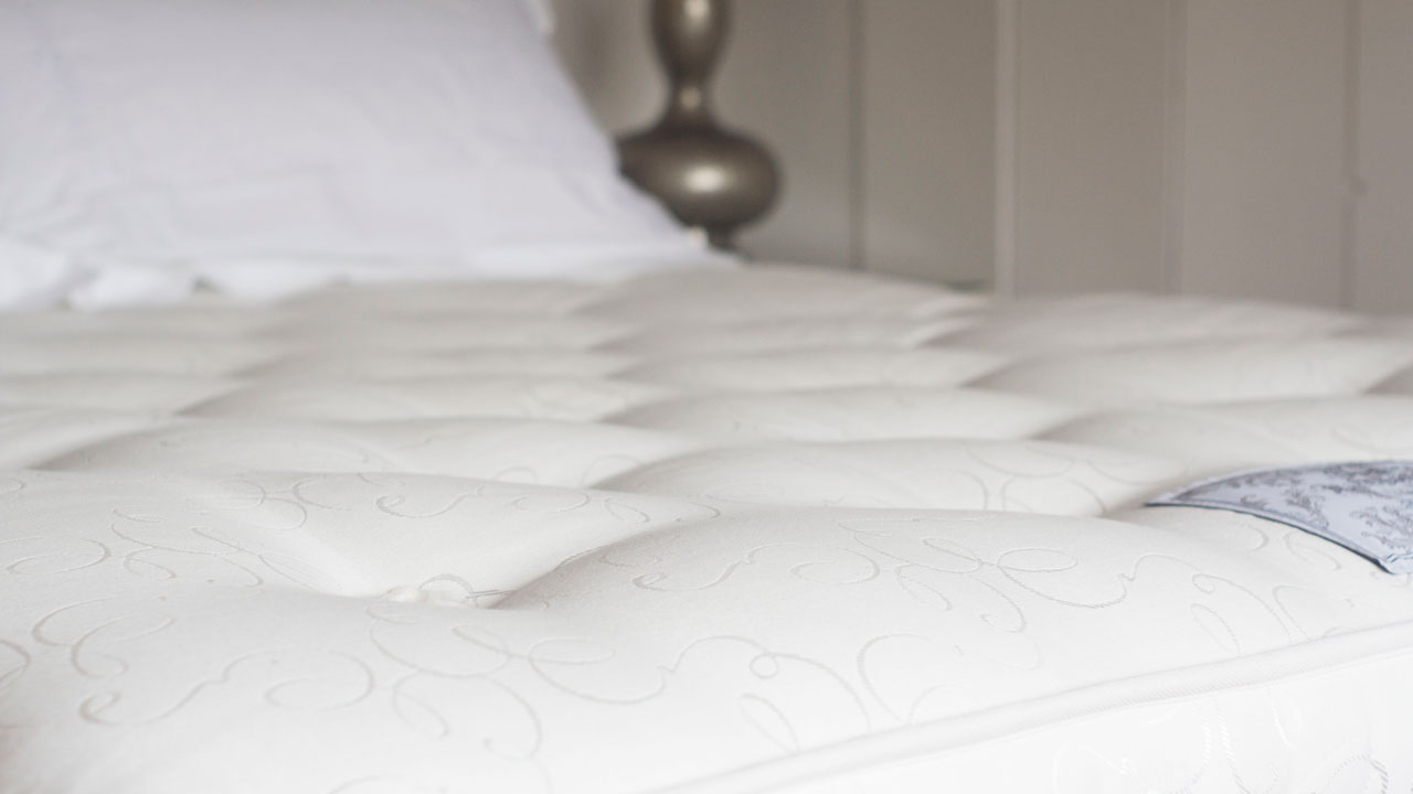 Blenheim Mattress - Top Detail View